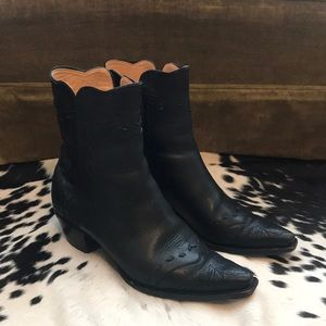 Lucchese Booties